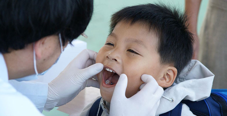 Visiting the dentist in Taiwan