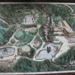Textured Map of Yun Hsien Resort