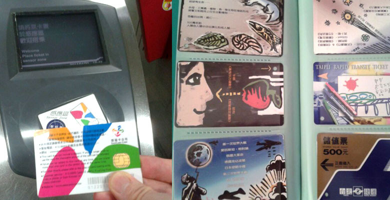 EasyCards old and new