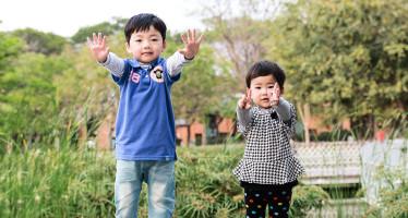 Taiwanese children